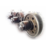 Helical Gears and Pinion Gear Shafts